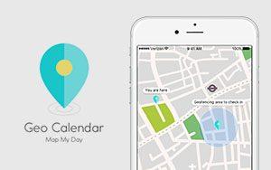Geo Calendar-Nimap Infotech