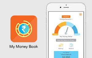 My Money Book- Nimap Infotech