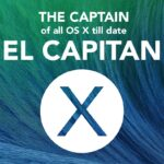 The Captain of all OS X till date EL CAPITAN