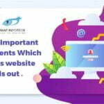 Top 9 Vital Elements for any Website Design