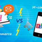 M-commerce vs E-commerce