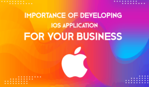 Importance Of Developing iOS Application