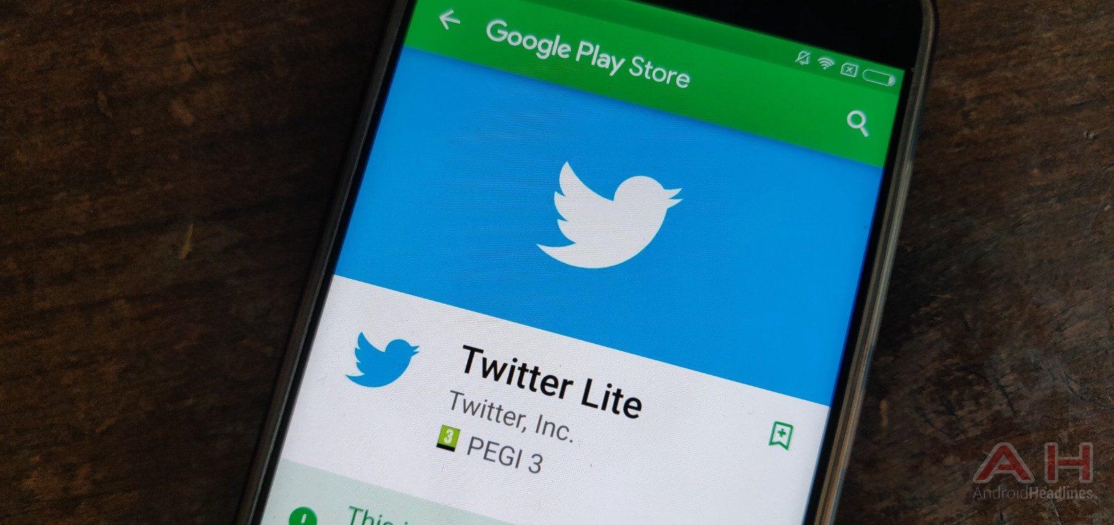 Twitter Lite Web Progressive App