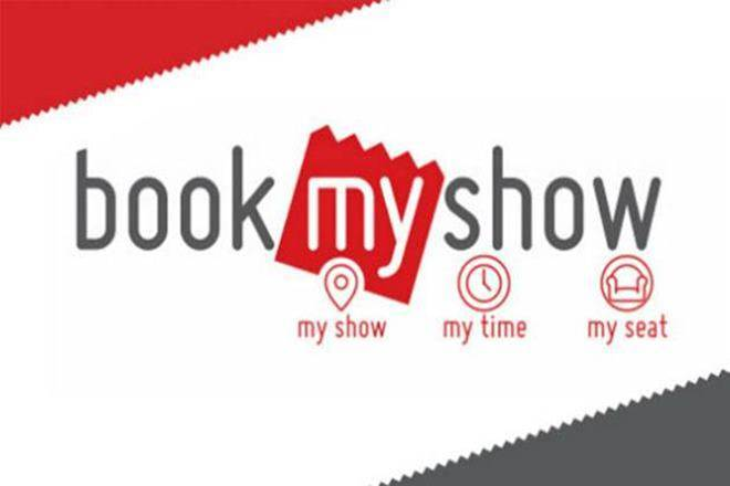 Bookmyshow Web Progressive App