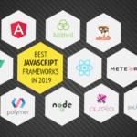 JavaScript frameworks 2019