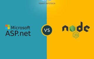 Asp.NET vs Node JS
