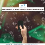 What are the new trends in mobile development application