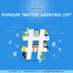 Popular Twitter Hashtags List