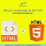 Which language is better for creating websites, HTML or HTML5 ?