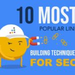 10 Most Popular link building technique for SEO