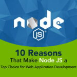 10 Reasons that Make Node.js a Top Choice for Web Application Development