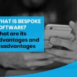What is Bespoke Software? What are its advantages and disadvantages