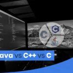 Java vs C++ vs C