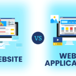 Website vs Web Application: What's the Difference