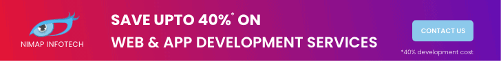 Save upto 40% on Web Development Services