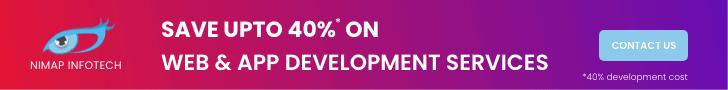 Save upto 40% on Web Development Services | flutter vs java